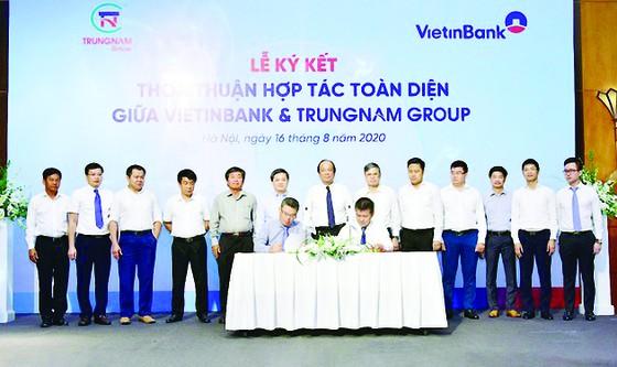 VietinBank và Trung Nam Group ký kết thỏa thuận hợp tác toàn diện ảnh 2