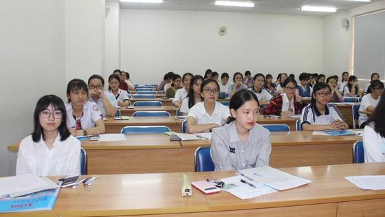 Dấu ấn của Đại học Quốc gia TPHCM trong tuyển sinh ảnh 1