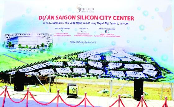 Dự án Saigon Silicon City (SSC): Tập trung mọi nguồn lực để hoàn thành giai đoạn 1 vào cuối năm 2021 ảnh 1