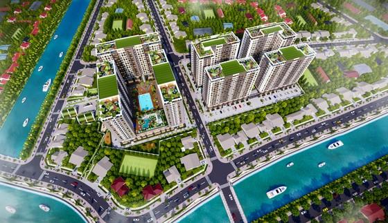 Công ty Thành Phố Vàng tiếp nhận dự án HQC Tây Ninh phát triển thành tổ hợp nhà ở xã hội ảnh 1