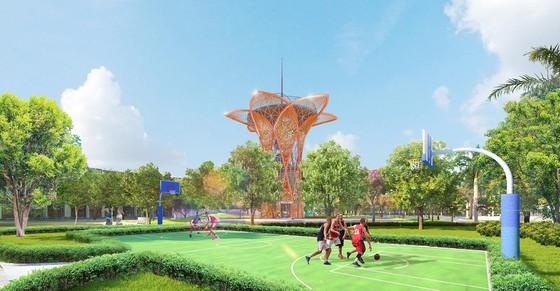 Những công trình kiến trúc mang tính biểu tượng của Gem Sky World ảnh 3