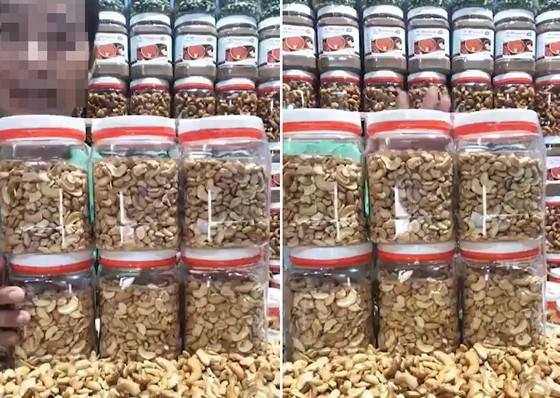 Giả mạo hạt điều Bình Phước rao bán trên mạng với giá rẻ  ảnh 1