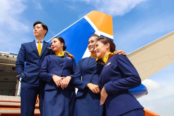 Pacific Airlines 'ra mắt' máy bay đầu tiên sơn thương hiệu mới ảnh 1
