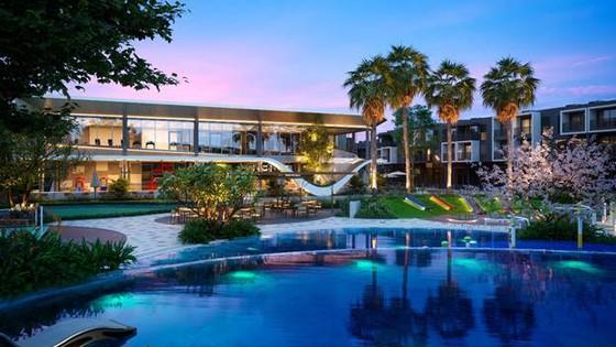 Khám phá clubhouse phong cách resort trong khu biệt lập Bình Dương ảnh 3