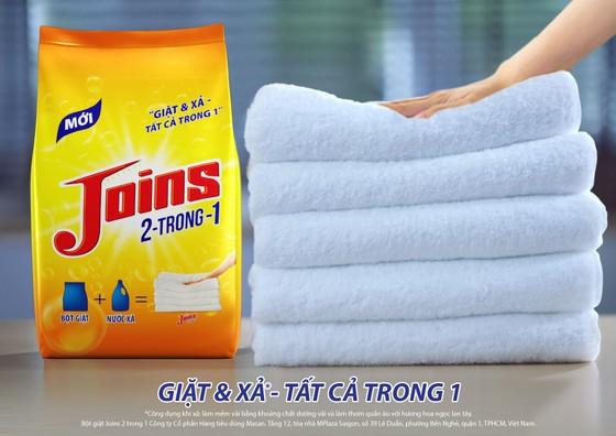 Tung Joins 2 trong 1, Masan có 'tái định nghĩa' ngành hàng bột giặt? ảnh 4