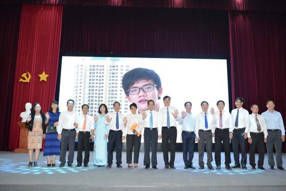 Khánh thành Trường Trung cấp Xây dựng – Cơ sở Nam TPHCM ảnh 3