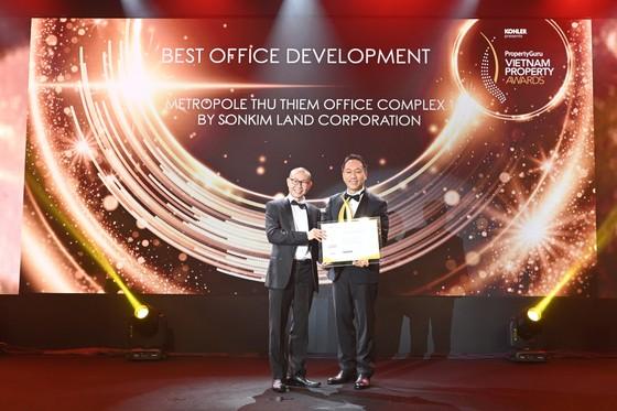 SonKim Land giành chuỗi giải thưởng lớn tại Giải thưởng Bất động sản Việt Nam 2020 ảnh 1