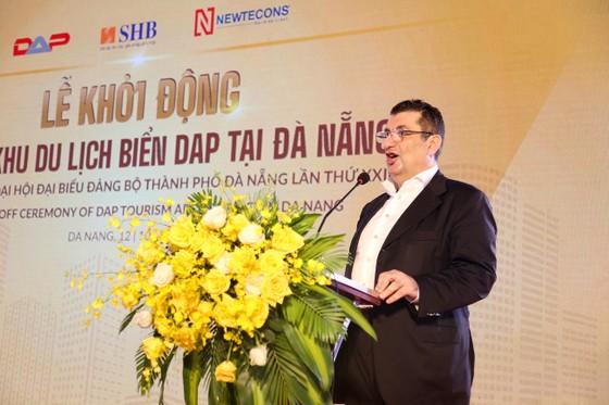 Khởi động dự án du lịch biển DAP tổng vốn đầu tư 5.000 tỷ đồng tại Đà Nẵng ảnh 2