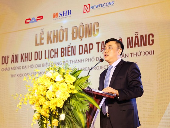 Khởi động dự án du lịch biển DAP tổng vốn đầu tư 5.000 tỷ đồng tại Đà Nẵng ảnh 3