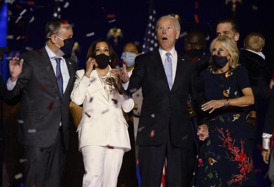 Bầu cử Mỹ 2020: Ông Joe Biden tuyên bố giành chiến thắng ảnh 1