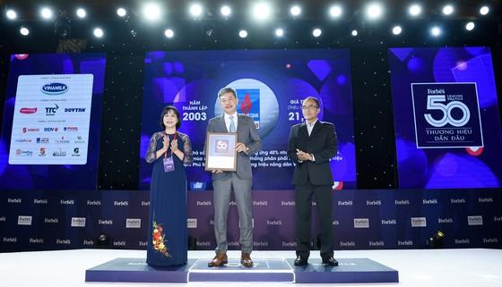 Thương hiệu Đạm Phú Mỹ được vinh danh trong Top 50 Thương hiệu Việt Nam dẫn đầu năm 2020 ảnh 1