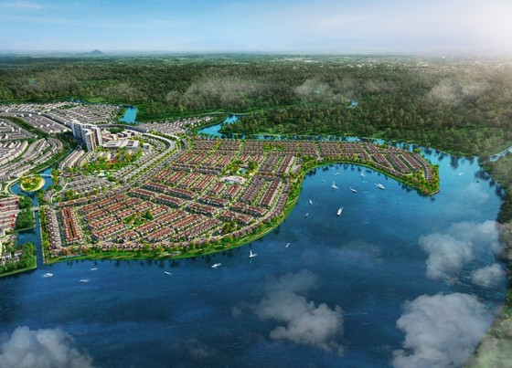 Đô thị đảo Phượng Hoàng - Nguồn cảm hứng của NTK Hoàng Minh Hà trong BST mới ảnh 5