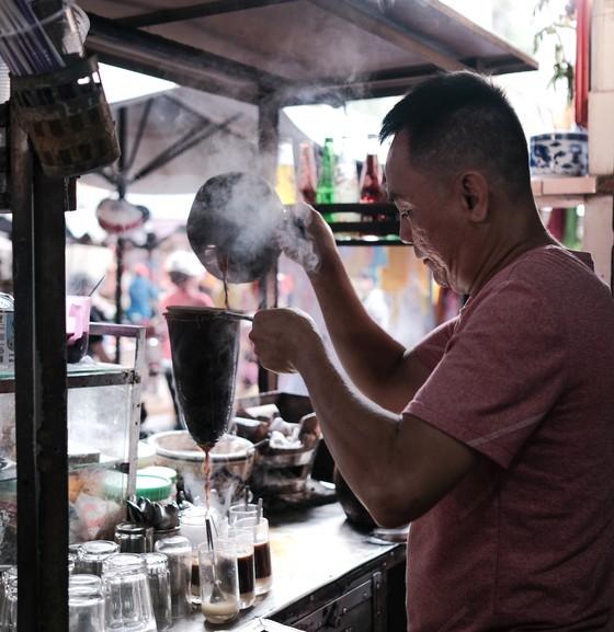 Sài Gòn cà phê sữa đá ảnh 1