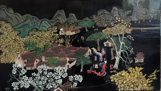 Triển lãm tranh của họa sĩ Ngô Thành Nhân tại Peony & Iris Art Gallery ảnh 5