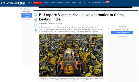 Truyền thông quốc tế: Kinh tế Việt Nam vững vàng trong đại dịch Covid-19 ảnh 1