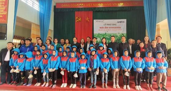 'Mái ấm Syngenta' trao tặng 110 căn nhà cho nông dân nghèo   ảnh 1