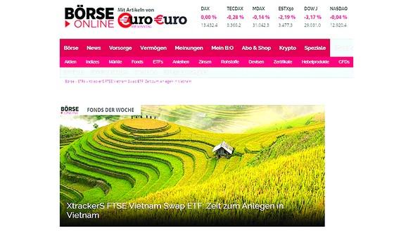 Việt Nam đóng vai trò quan trọng tại các diễn đàn toàn cầu ảnh 1