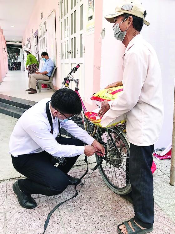 Vedan Việt Nam trao tặng 1.000 phần quà Tết cho người dân tỉnh Đồng Nai ảnh 2