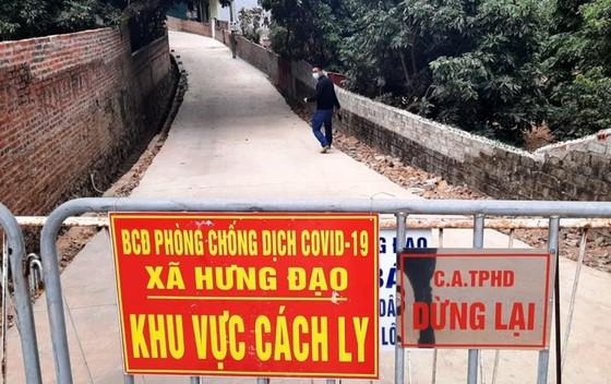 Tính đến 6 giờ sáng 16-2, Việt Nam có tổng cộng 1.372 ca mắc Covid-19 do lây nhiễm trong nước, trong đó số lượng ca mắc mới tính từ ngày 27-1 đến nay là 679 ca.
