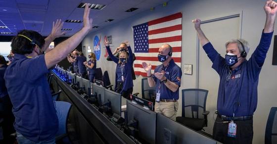 Tiếp tục hành trình tìm sự sống trên sao Hỏa ảnh 1