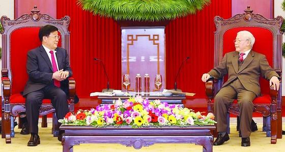 Thúc đẩy quan hệ Việt Nam - Trung Quốc phát triển lành mạnh, ổn định ảnh 1