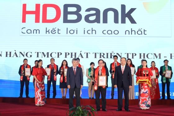 HDBank là doanh nghiệp dẫn đầu các ngành Việt Nam - ASEAN - EU ảnh 1