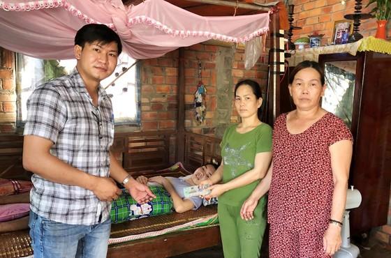Bạn đọc hỗ trợ em Nguyễn Đăng Khoa 68,4 triệu đồng ảnh 1
