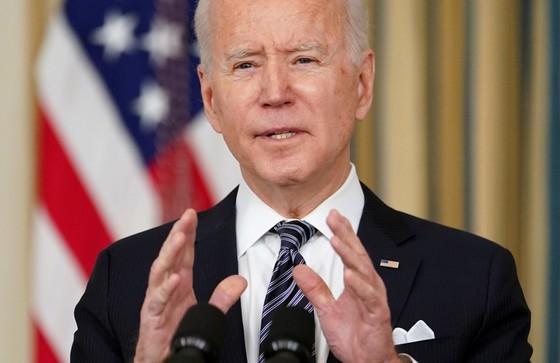 Dấu ấn 100 ngày của Tổng thống Biden ảnh 1