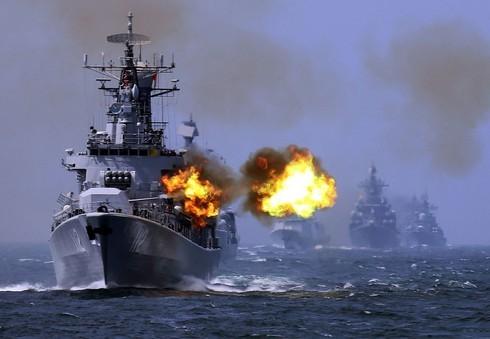 Nhật Bản quan ngại hoạt động quân sự ở Biển Đông ảnh 1
