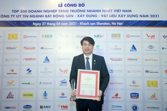 HDBank tiếp tục thuộc nhóm doanh nghiệp tăng trưởng xuất sắc nhất Việt Nam ảnh 1
