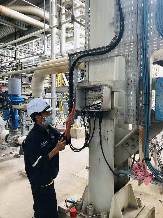 PVFCCo đảm bảo nguồn cung phân bón trong thời gian bảo dưỡng Nhà máy Đạm Phú Mỹ ảnh 4