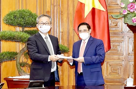 Nhật Bản hỗ trợ Việt Nam 1 triệu liều vaccine Covid-19 ảnh 1