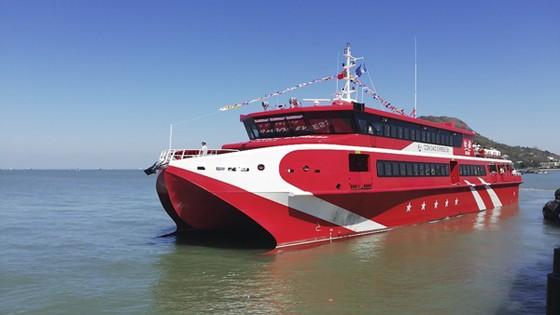 Tàu cao tốc Vũng Tàu – Côn Đảo hỏng giữa biển khi đang chở hơn 500 khách ảnh 1