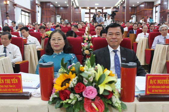 Khai mạc Đại hội đại biểu điểm Đảng bộ thị xã Phú Mỹ ảnh 2