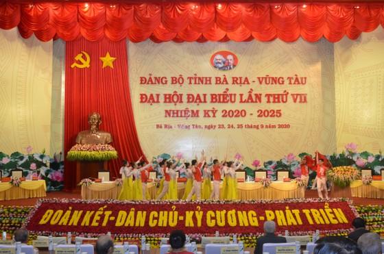 Khai mạc Đại hội Đảng bộ tỉnh Bà Rịa – Vũng Tàu lần thứ VII ảnh 1