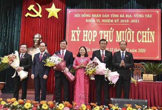 Bầu bổ sung Phó Chủ tịch UBND tỉnh Bà Rịa - Vũng Tàu ảnh 1