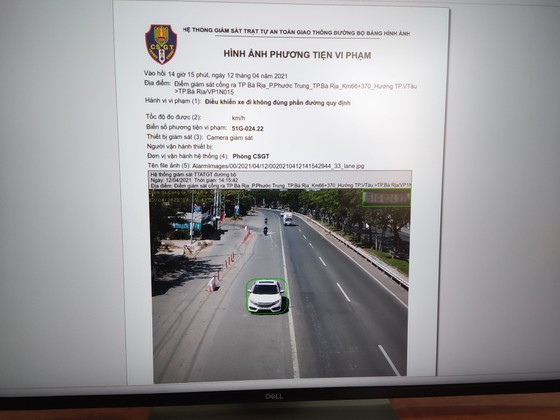 Khai trương hệ thống camera giám sát trên quốc lộ 51 ảnh 3