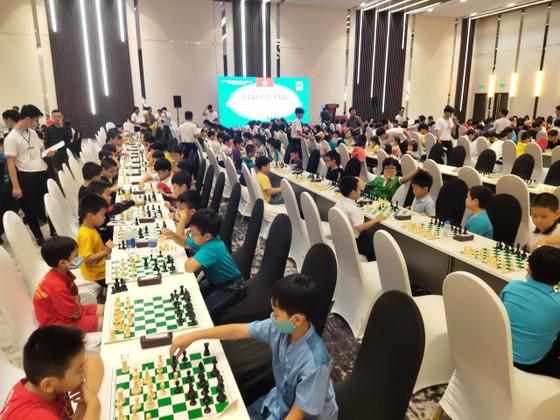 Gần 600 kỳ thủ tham dự giải cờ vua tỉnh Bà Rịa – Vũng Tàu mở rộng 2021 ảnh 1