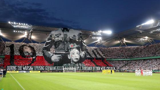 Legia Warsaw đối diện án phạt của UEFA ảnh 1