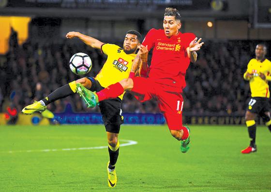 Watford - Liverpool: Đầu phải xuôi   ảnh 1