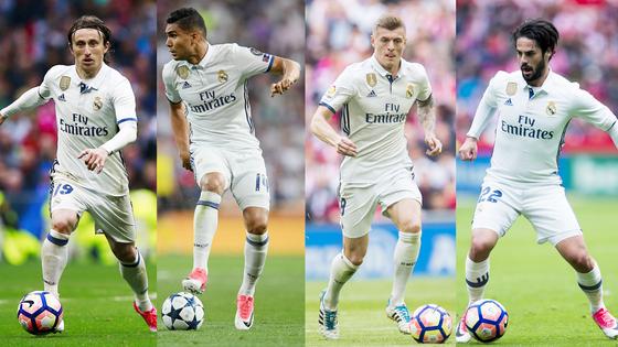 Real Madrid: Zidane và bộ tứ huyền ảo ảnh 1