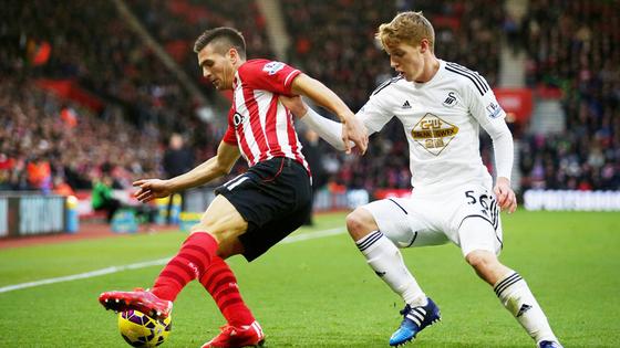 Southampton - Swansea: Chia điểm ảnh 1