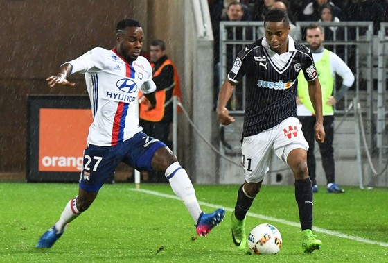 Lyon (1) - Bordeaux (6): Giữ vững ngôi đầu ảnh 1