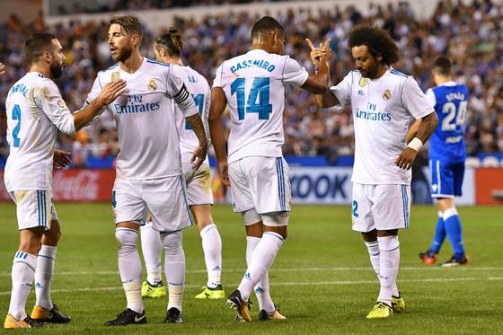 Real Madrid: Sức mạnh và vẻ đẹp ảnh 1