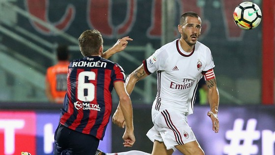Vòng 1: Tiếng vọng thành Milan ảnh 1