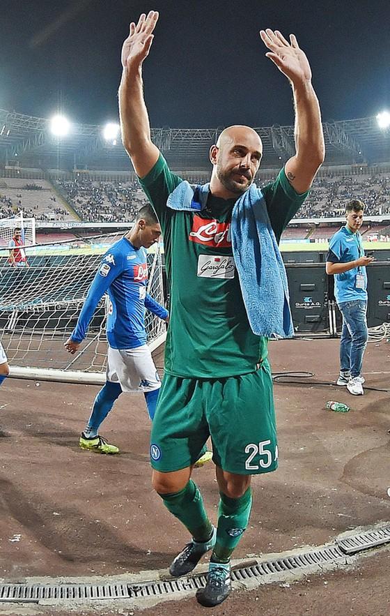 Mối chân tình của fan Napoli ảnh 1