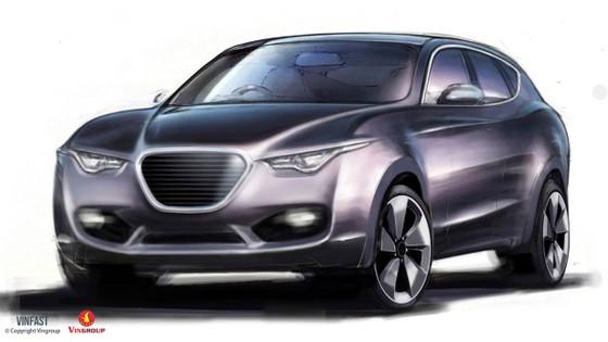 VINFAST công bố bộ sưu tập mẫu xe Sedan và SUV ảnh 1