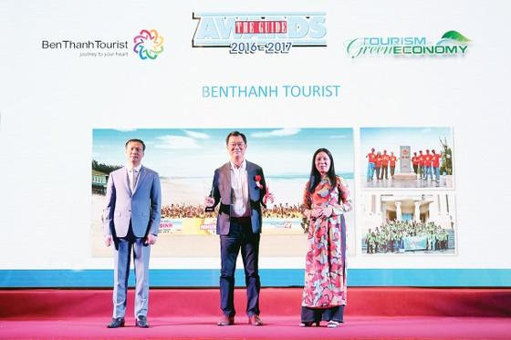 BenThanh Tourist - Nhà điều hành tour xuất sắc 2017 ảnh 1