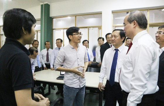 """Đại học Quốc gia TPHCM: Năm học """"Sinh viên với khởi nghiệp"""" ảnh 10"""