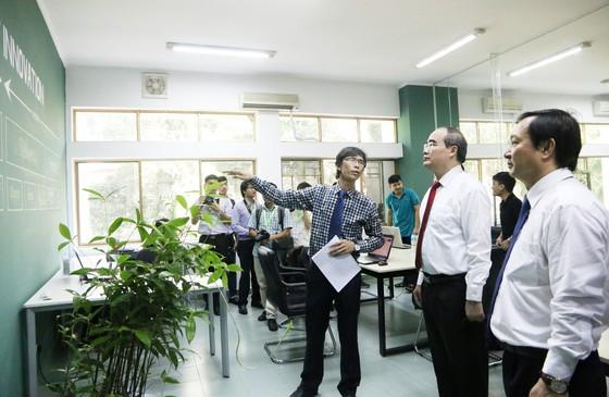 """Đại học Quốc gia TPHCM: Năm học """"Sinh viên với khởi nghiệp"""" ảnh 9"""